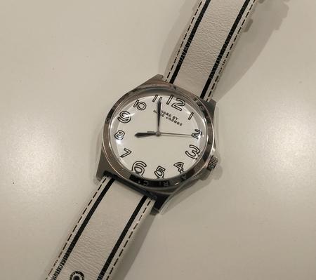 マーク ジェイコブス 時計 電池 交換